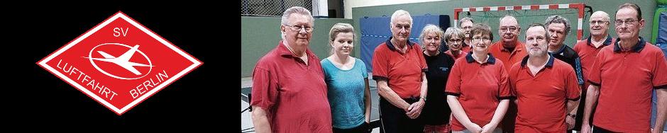 SV Luftfahrt Berlin Abteilung Tischtennis